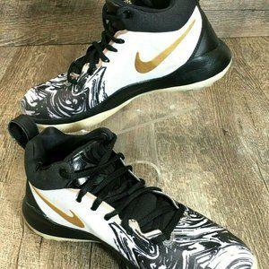 Nike Zoom Rev 'BHM' Men's Basketball Shoe Size 6.5